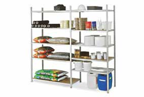 Workshop shelving PROVOST