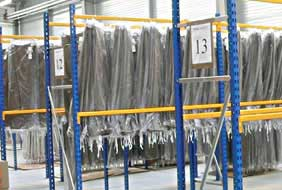 Garment racking PROVOST