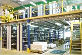Storage platform PROVOST