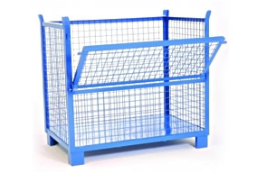 Mesh panelled container PROVOST