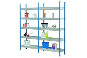 Shelving for hazardous products PROVOST