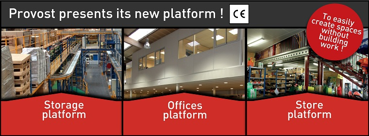 New platform by Provost