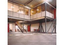 Office layout on platform PROVOST
