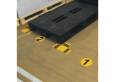 Pallet location marking PROVOST