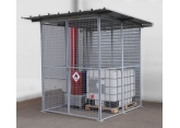 Wire mesh shelter PROVOST