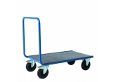 Promax handling trolley with bare back