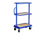 Trolley for bins Europe 3 fixed levels PROVOST