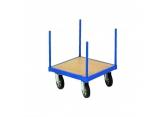 Rolling platform for long loads PROVOST