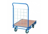 Multi-service trolley 1 mesh back PROVOST