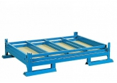 Pallet with hinged sides - format 1500 x 1000 mm PROVOST