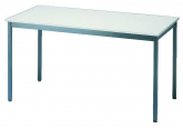 Conference table grey melamine top PROVOST