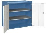 Tool cupboard width 1000 mm 2 shelves