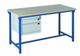 Workbench + 1 compartment 2 drawers PROVOST