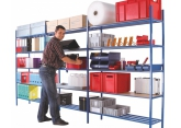 Protub metal shelving depth 600 PROVOST