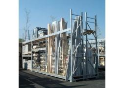 Propal+ exterior storage - materials yard PROVOST