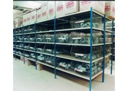 Shop shelving wire basket PROVOST