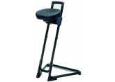 Tilting swivelling standing seat PROVOST