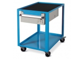 Workshop trolley 2 levels 1 drawer H150 PROVOST