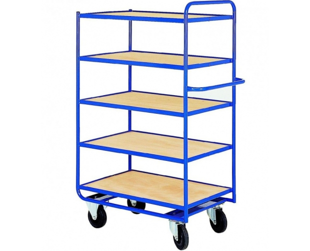 Warehouse trolley 5 levels PROVOST