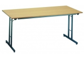Folding table beech top PROVOST