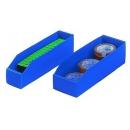 Polypropylene bin eco width 135 mm PROVOST