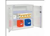 Low workshop cupboards 2 shelves depth 555 mm PROVOST
