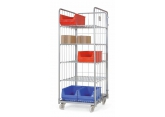 Roll container 3 sides, 4 levels PROVOST