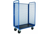Promax trolley with 3 mesh sides PROVOST