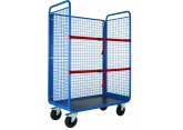 Promax trolley 3 mesh sides 2 straps PROVOST