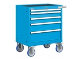 Cabinet with drawers and casters 36 x 27 Eh PROVOST