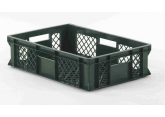 Perforated bins brown PROVOST