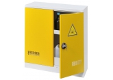 Safety cupboard H1000 x W950 PROVOST