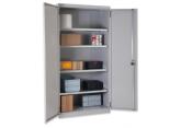 Cupboard solid swinging doors depth 555 mm PROVOST