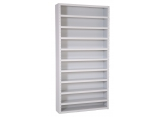 Bin cabinet for SYSTEMBOX 10 shelves without bins PROVOST