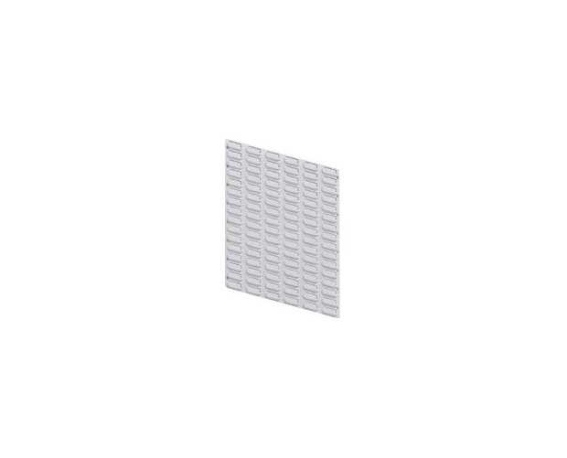 Notched wall panel 455 x 610 mm PROVOST