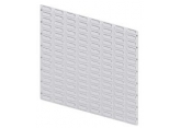 Notched wall panel 610 x 610 mm PROVOST