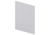 Notched panel 610 x 915 mm PROVOST