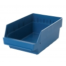 Probox bins with removable dividers depth 400 PROVOST