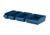 Probox bins with removable dividers depth 300 PROVOST