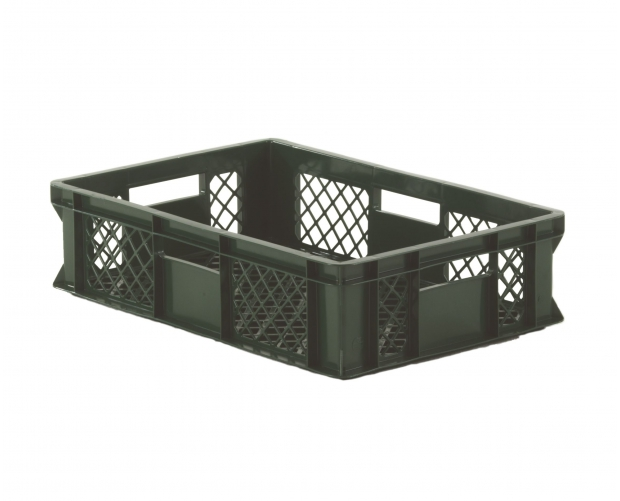 Food grade polyethylene bin 600 x 400 mm - Height 150 mm PROVOST