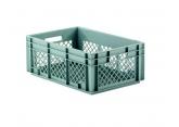Polypropylene food-grade bin 600 x 400 mm PROVOST