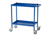Workshop trolley blue 2 levels 150 kg PROVOST