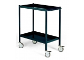 Workshop trolley grey 2 levels 150 kg PROVOST