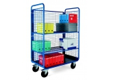 Promax trolley with 2 mesh levels PROVOST