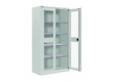 Cupboard glazed swinging doors depth 400 mm PROVOST