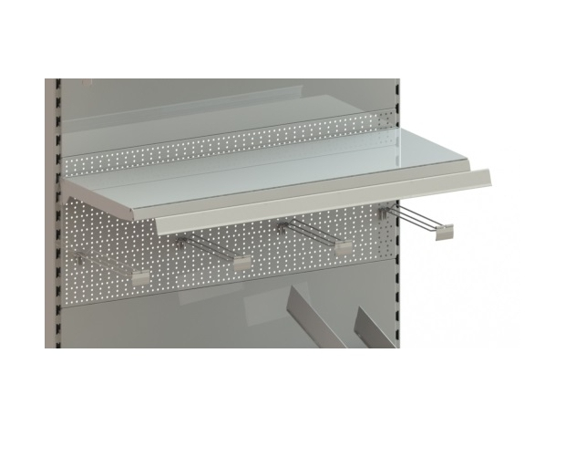 Promag 3 shelves