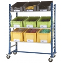 Stackable bins with front opening 400 x 300 PROVOST
