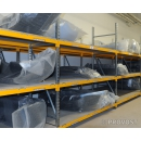 Prorack mid-weight shelving for tyres PROVOST
