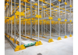Flow rack Cart Pushback PROVOST