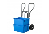 Sack truck with closes handles 400 kg PROVOST